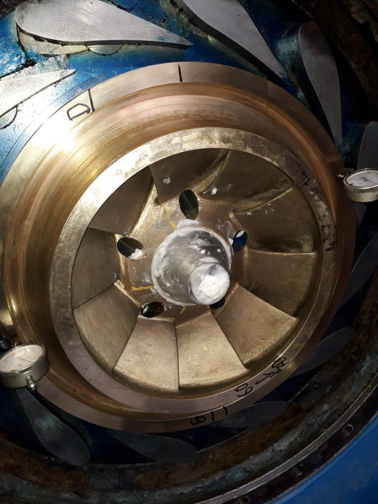 Turbine hydroélectrique 1