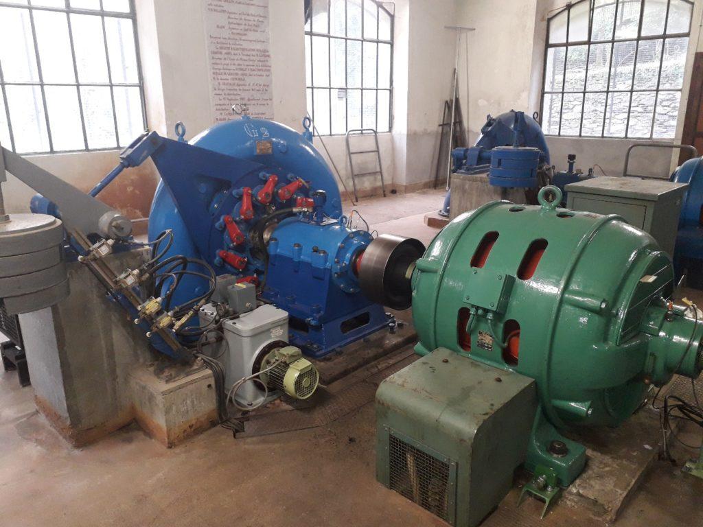 Turbine hydroélectrique 2