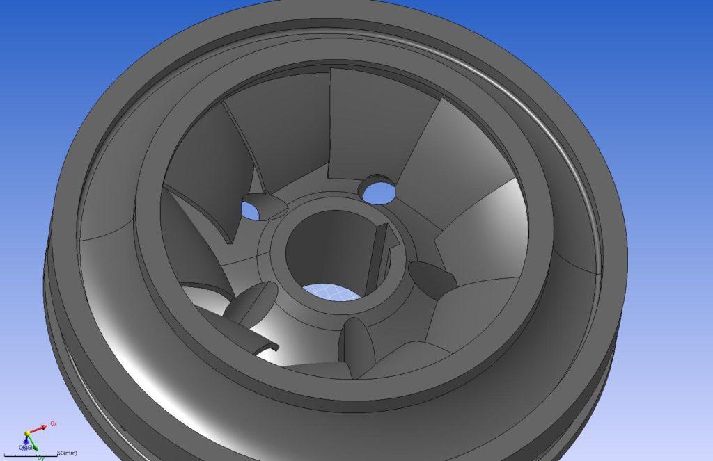 Turbine hydroélectrique 4