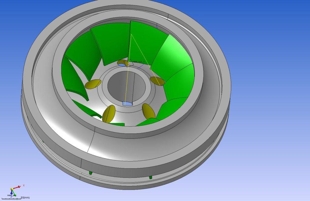 Turbine hydroélectrique 5